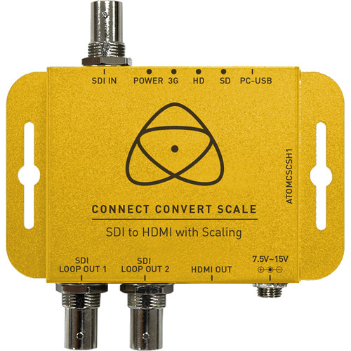 (Pre Order) Atomos Connect Convert Scale | SDI to HDMI